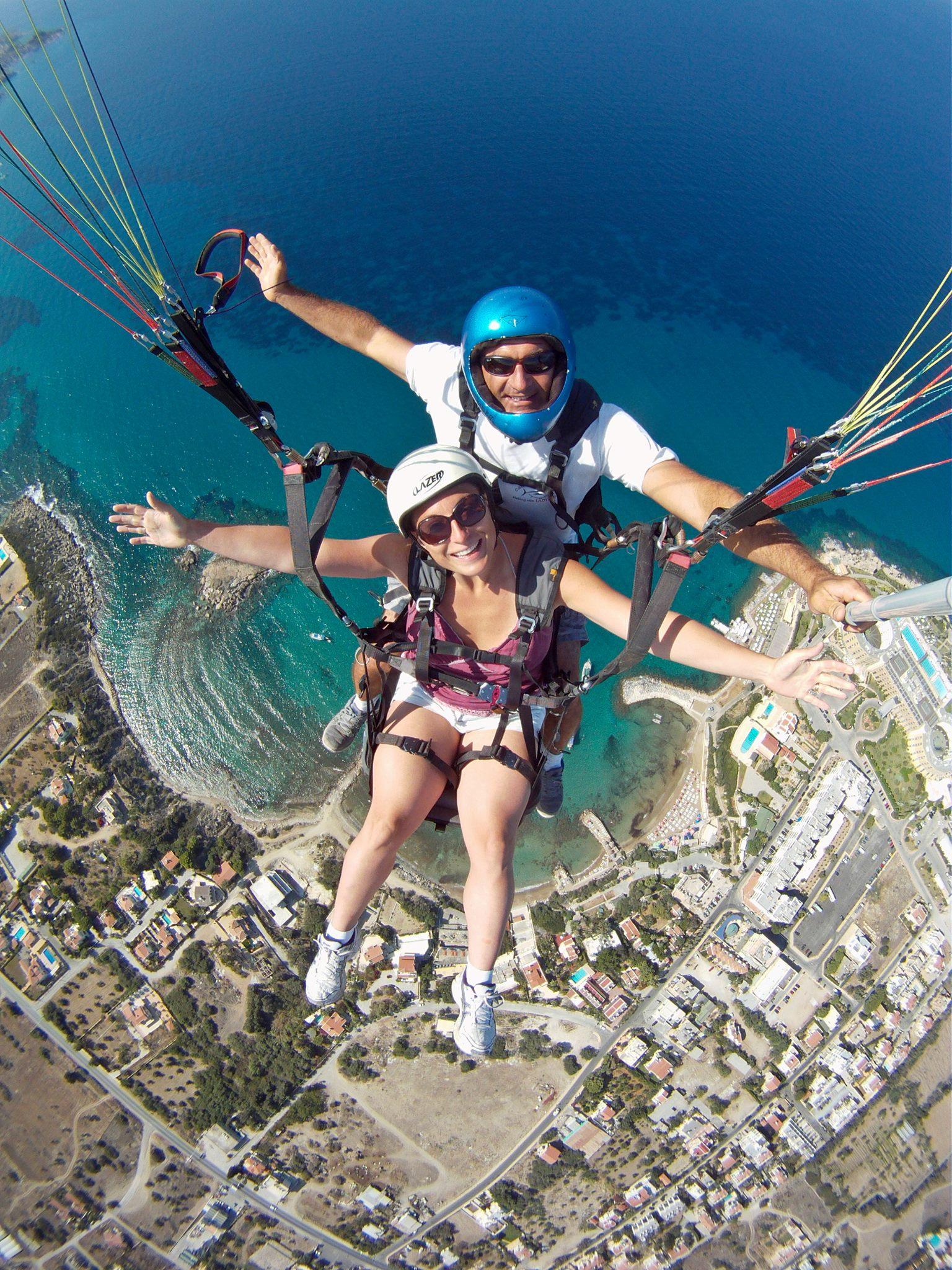 highline-paragliding-north-cyprus