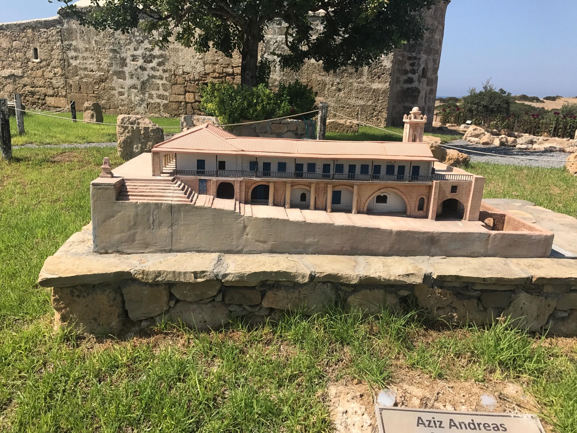 minyatür-kıbrıs-müzesi-tatlısu
